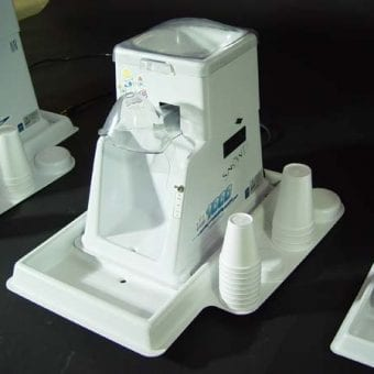 Commercial Shaved Ice Machine