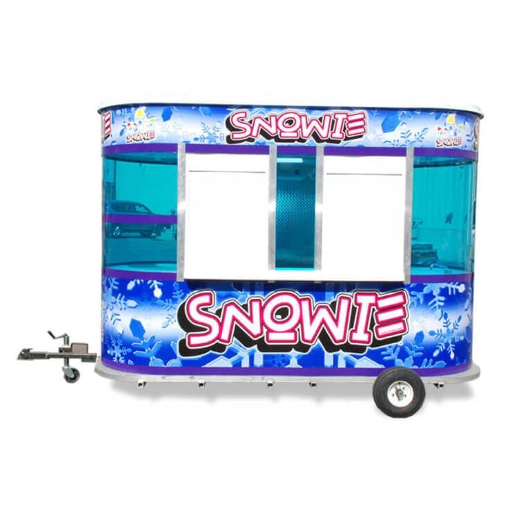 Snowie 12 Foot Building