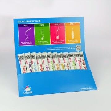12 Pink Flavor Kit