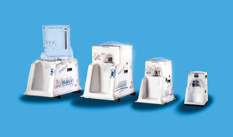 Snowie Ice Shavers | Commercial Shaved Ice Machine