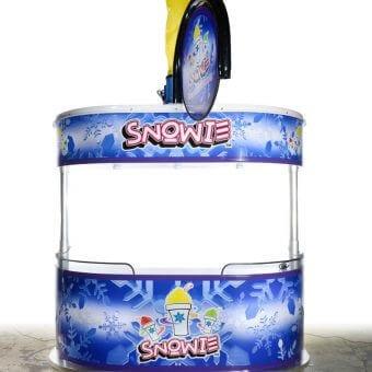 Snowie Shaved Ice, Shaved Ice, Shaved Ice Stand