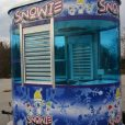 8×5 Shaved Ice Building 3