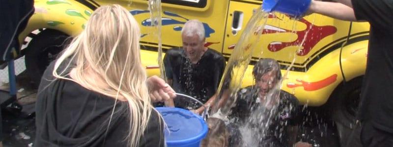 ALS, Ice Bucket, Challenge