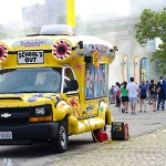 Shaved Ice Truck, Shaved Ice Bus