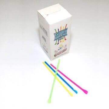 Snowie Unwrapped Straws