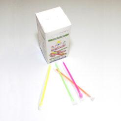 Snowie Wrapped Straws