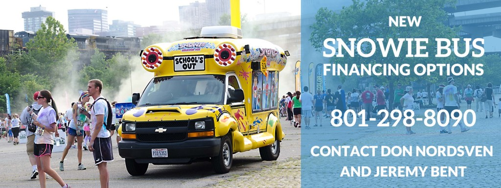 New Snowie Bus Financing