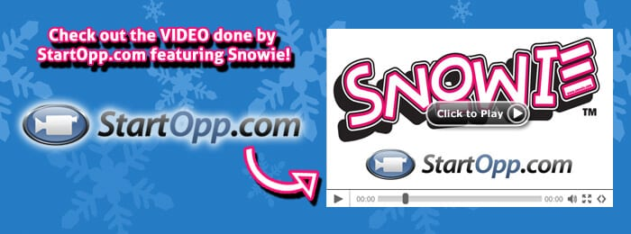 Snowie Shaved Ice Featured on StartOpp.com