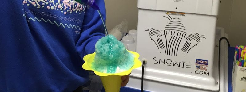 Shaved Ice Flavor, Shaved Ice Syrup