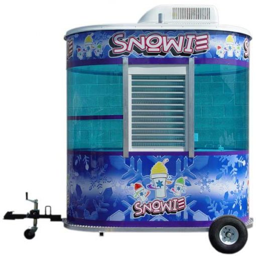 Snowie Shaved Ice Building 8f-4