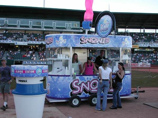 Shaved Ice Business