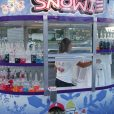 Snowie Shaved Ice Building 83
