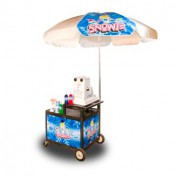 Snowie Push Cart