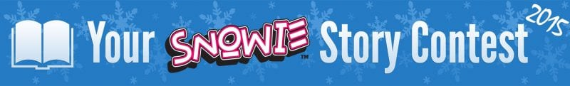 Your Snowie Story Contest 2015