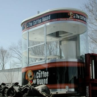 Custom Buildings, Kiosks, and Carts by Snowie Shaved Ice