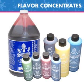 Flavor Concentrates