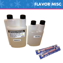 Flavors Misc
