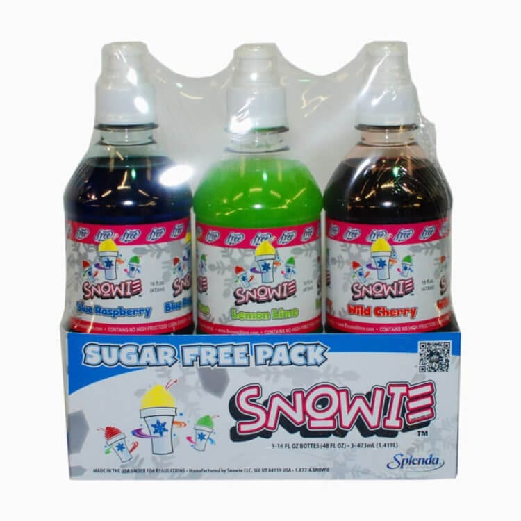 Sugar Free Pack