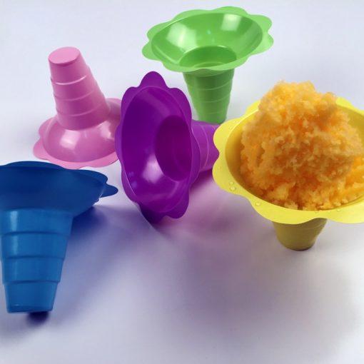 Snowie Flower Cups Large