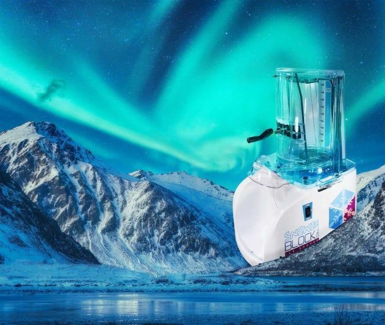 Snowie Block Pro Ice Shaver