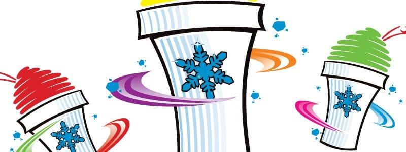 Snowie Logo Cups