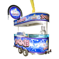 Snowie Shaved Ice 12-Foot Kiosk