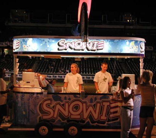 Snowie Kiosk