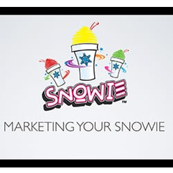 Snowie Shaved Ice Webinar #11 - Marketing your Snowie Shaved Ice Business