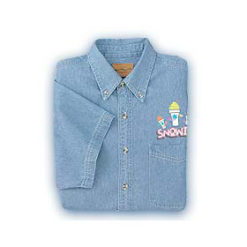 Snowie Denim Shirt