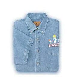 Snowie Denim Shirt