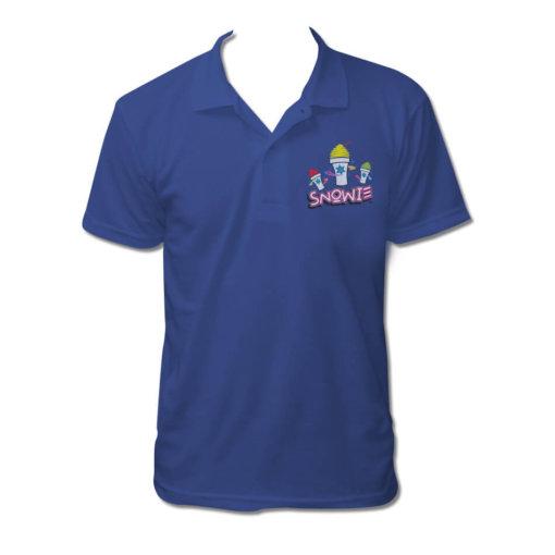 Snowie Navy Polo Shirt