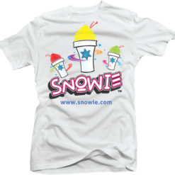 Snowie T-Shirt - White