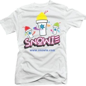Snowie T-Shirt - White