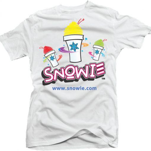 Snowie T-Shirt – White