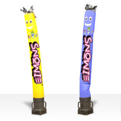 Snowie Windsock - Yellow or Blue