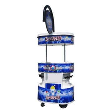 Snowie Satellite Cart
