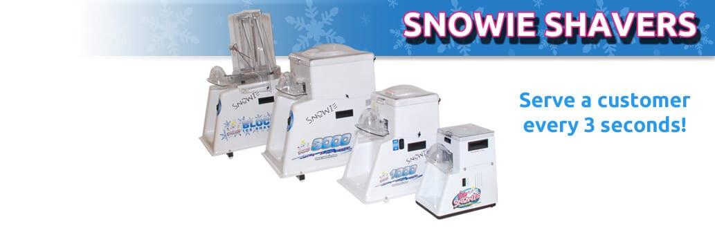 Snowie Shavers