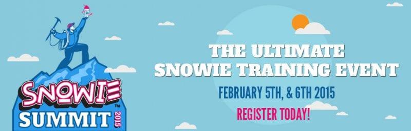 Snowie Summit 2015
