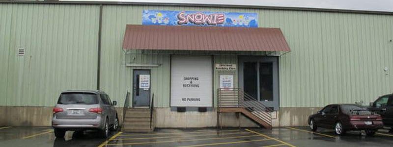 Deseret News Snowie Building