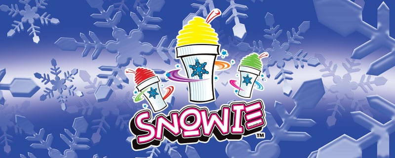 Snowie Logo with Background
