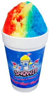 Shaved Ice Cone