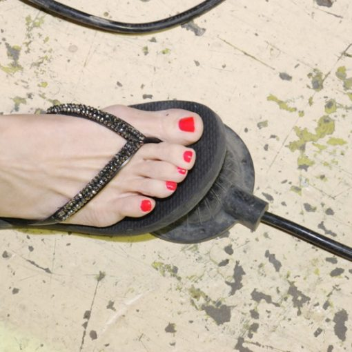 Snowie Block Shaver - Foot Pedal
