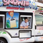 Shaved Ice, Bus, Truck
