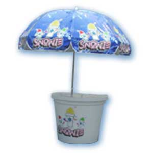 Snowie Umbrella Cart
