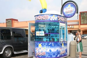Snowie Shaved Ice Webinar #6 - Permanent Locations