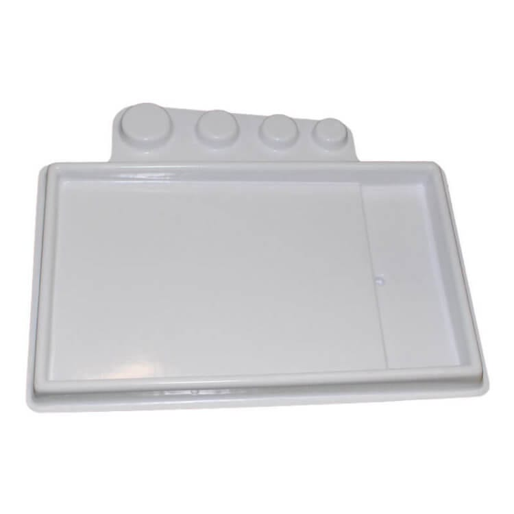 Snowie 3000 Shaver Workstation Drip Pan with Cup Holder