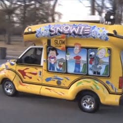 Snowie Bus (StartOpp Snippet) Video Clip
